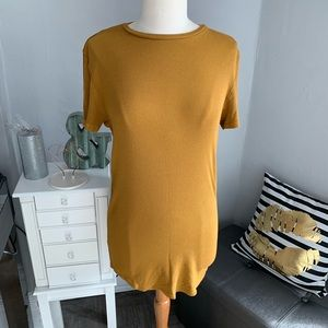 ASOS// tee shirt dress size small